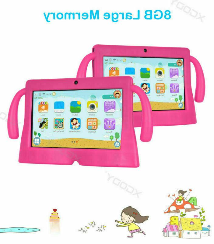 XGODY Kids Android 8.1 7 INCH Tablet