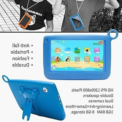 LLLccorp Tablets Inch Kids Android 1280x800 Display ""