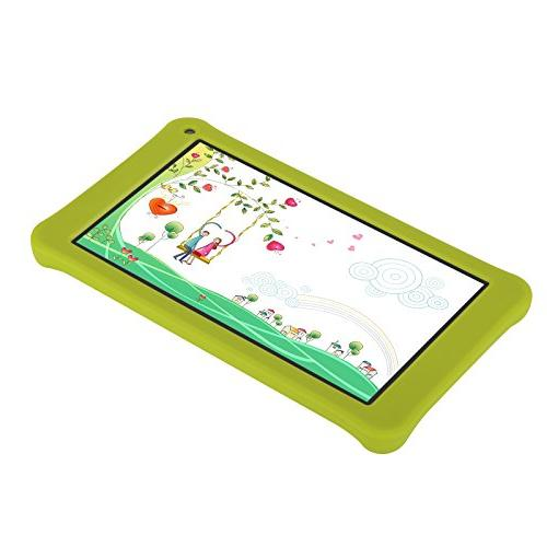 AOSON kids Tablet PC, Android 7.1 IPS 1GB Storage, Kids APPS Dual Camera Bluetooth Supported, GMS Certificated