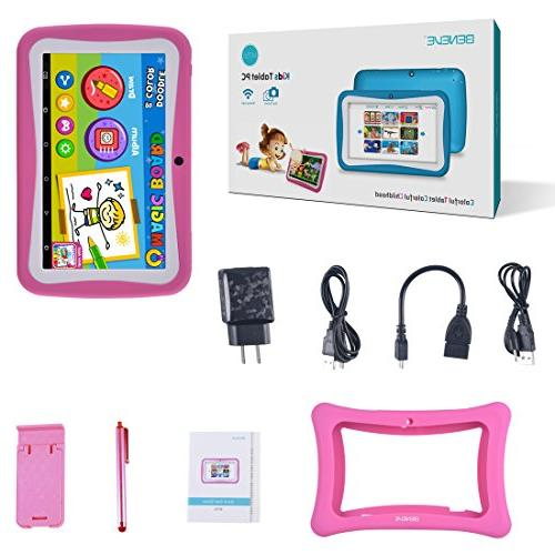 BENEVE 7 Andriod 7.1 Tablet with RAM 8GB ROM and Kids