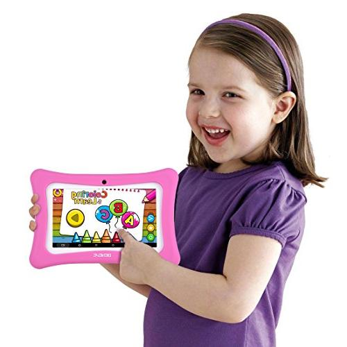 BENEVE Kids Tablet, 7 Inch Andriod Tablet with 8GB Kids