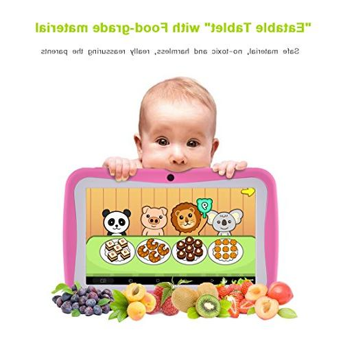BENEVE M755 7 Inch Andriod Tablet 8GB ROM Kids