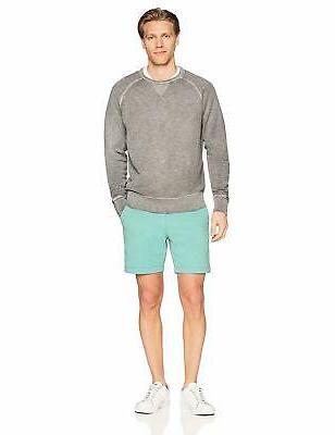 Goodthreads Men's Flat-Front Stretch Short