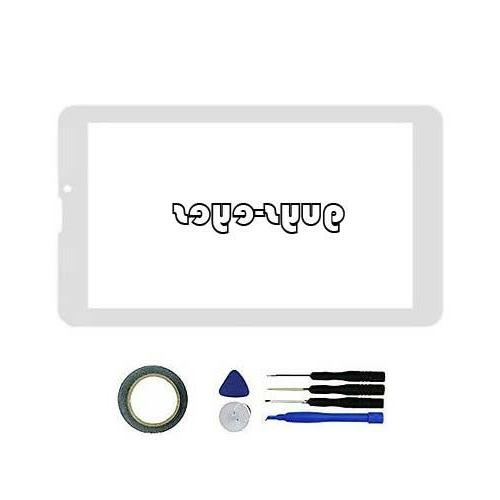 New White Digitizer Touch Screen Panel for KOCASO M776H 7 In