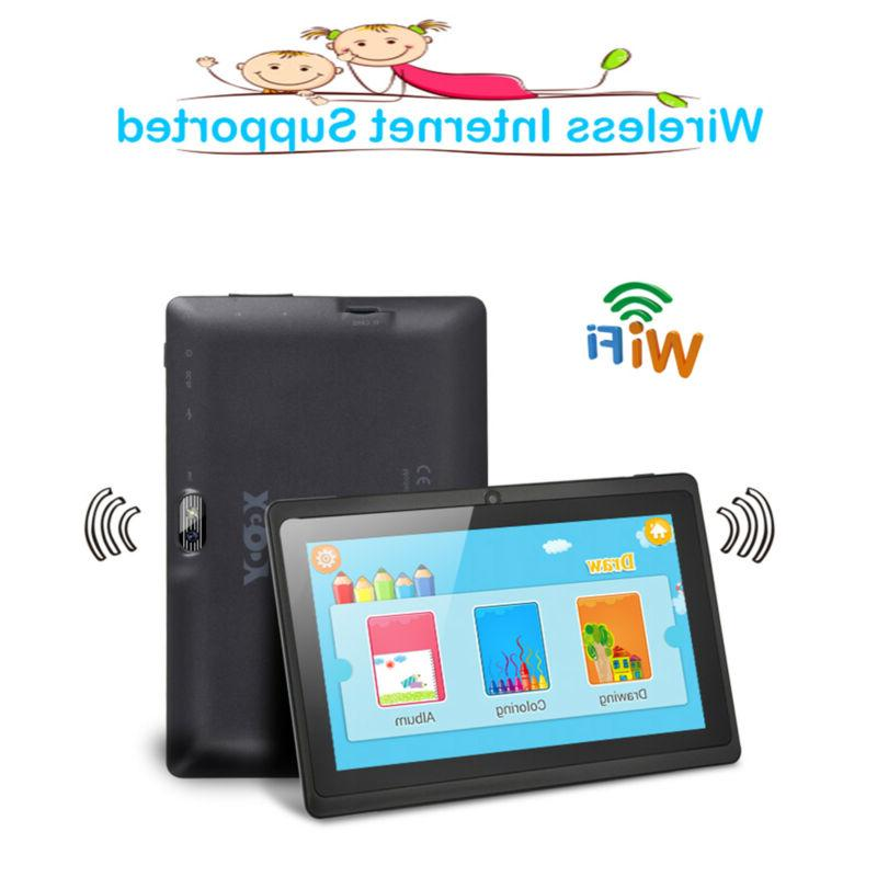 7'' HD Kids PC Android Camera WiFi