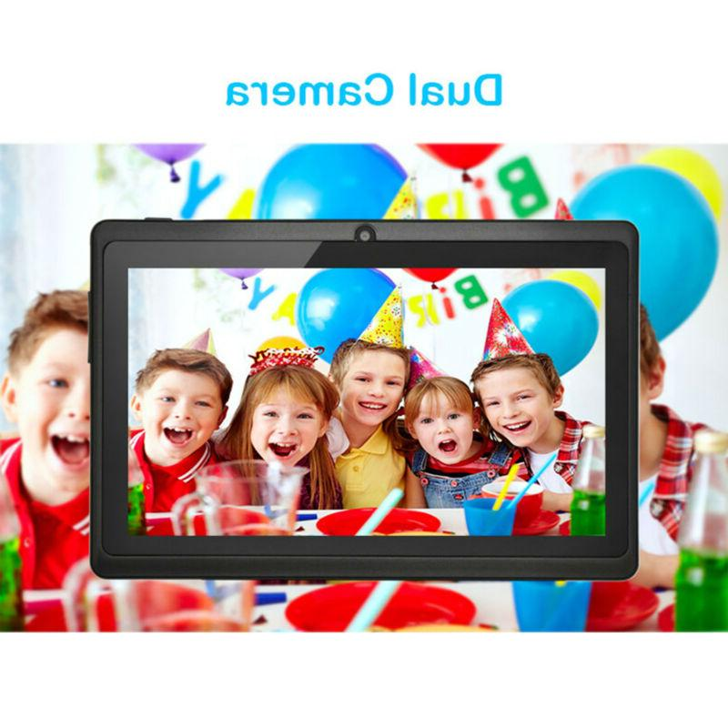 7'' inch HD Tablet Android 16GB Camera