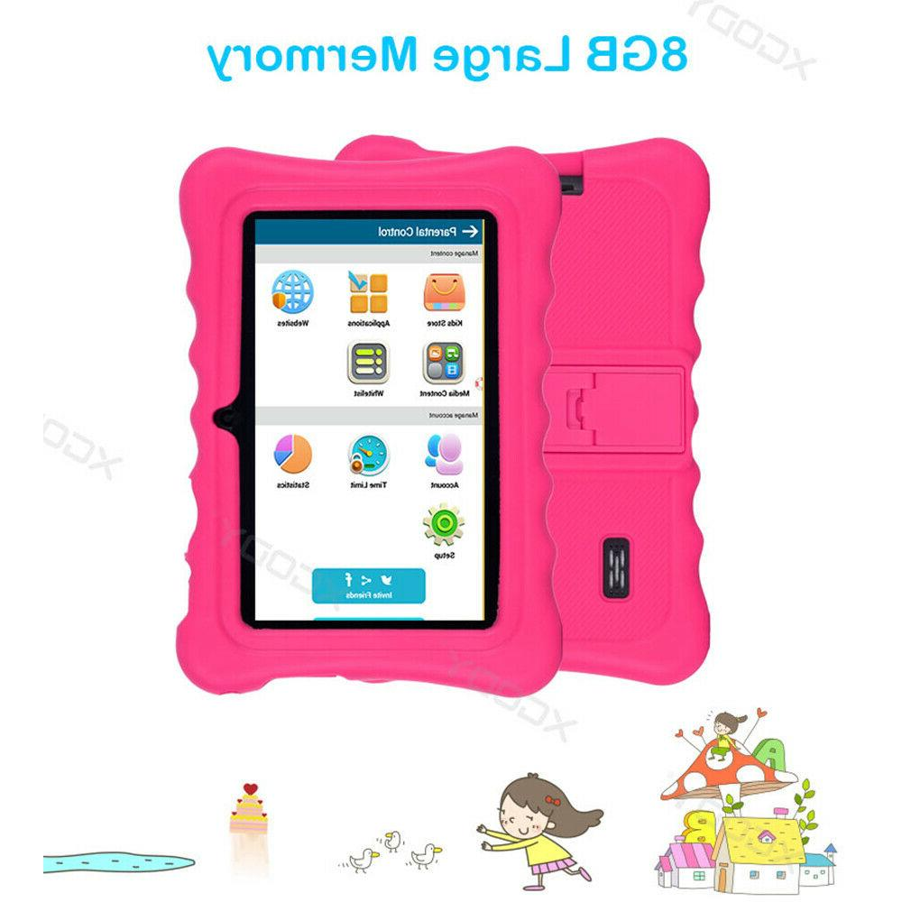NEWEST INCH KIDS ANDROID PC QUAD CHILD