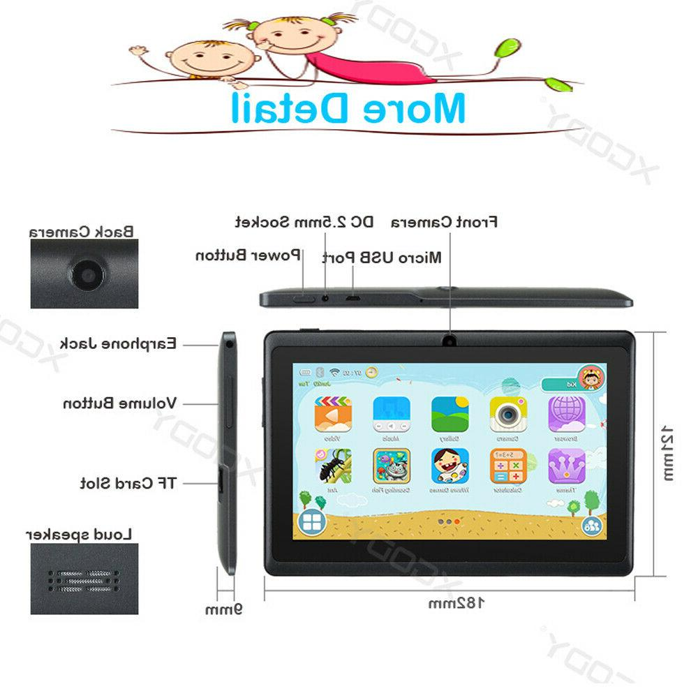 ANDROID 8.1 PC QUAD HD CHILD XGODY