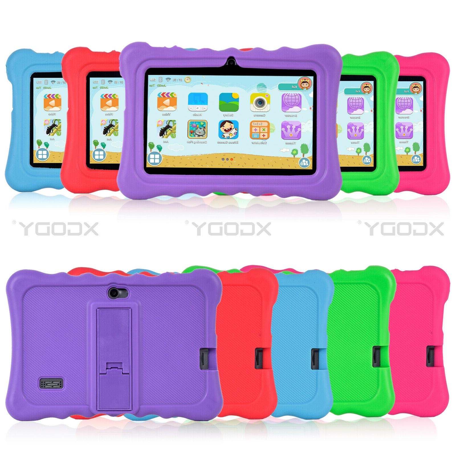 newest 7 inch kids android 4 4