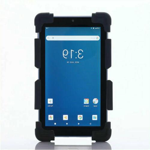 """For ONN Tablet 7"""" inch Silicone Rubber Shockproof"""
