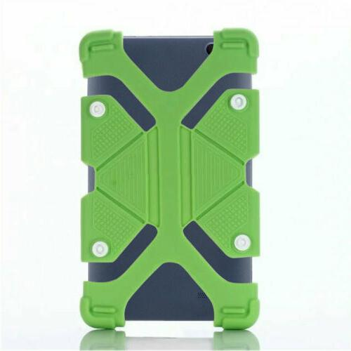 For 100005206 Tablet Silicone Rubber Case