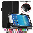 For Samsung Galaxy Tab 3 / Tab E Lite 7.0 7 inch Folio Leath