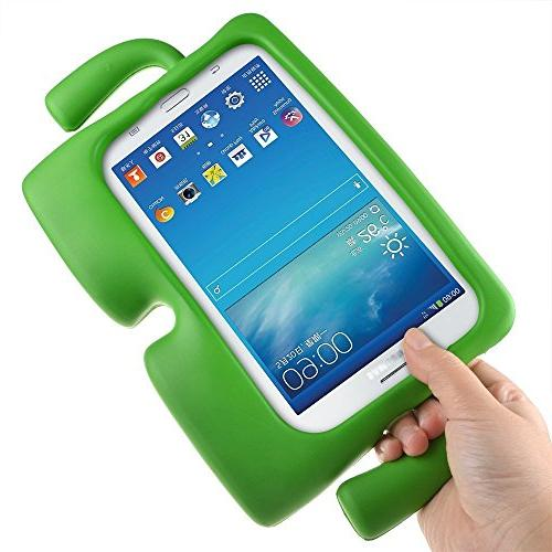 YooNow Samsung Cases Kids Tab 3 7.0 Lite 7.0 Kids Shock Protective Case Carry Tablet 3 Lite 7