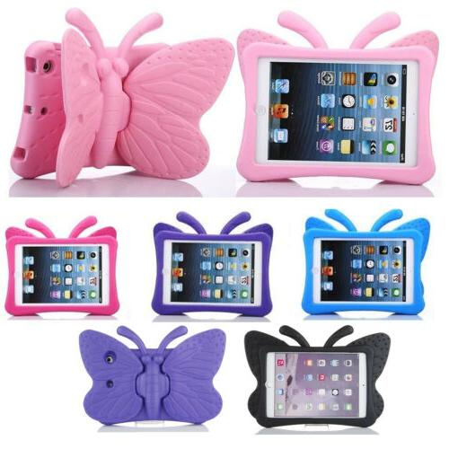 For Samsung Tablet 7 inch Kids Safe Butterfly Stand Cute Sho