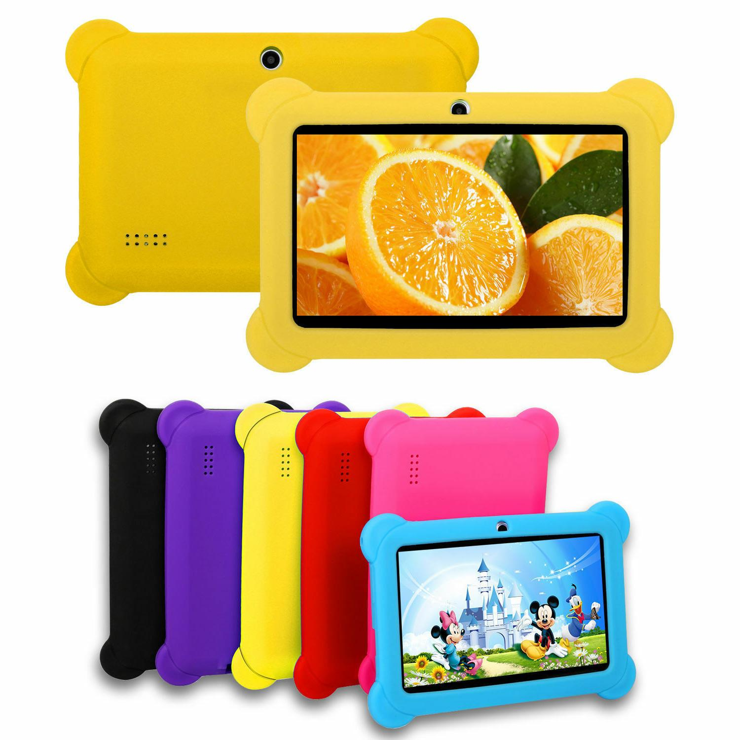 "Shockproof Kids Safe Soft Silicone Case for Android 7"" Inch"