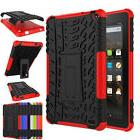 Shockproof Rubber Hybrid Hard Case Cover Stand Holder For Ki
