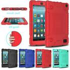 Shockproof Slim Soft Armor Case Cover for Amazon Kindle Fire