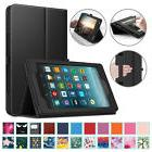 MoKo Slim Folding Smart Stand Cover Case for All-New Amazon