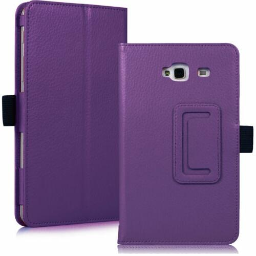 Slim Leather Case Cover For A SM-T280