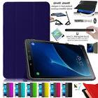 Smart Leather Stand Flip Screen Case Cover For Samsung Galax