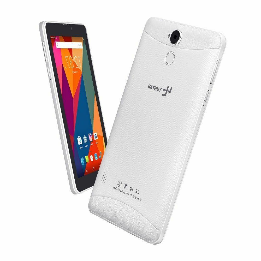 Tablet Android Phone with Dual Card PC Quad