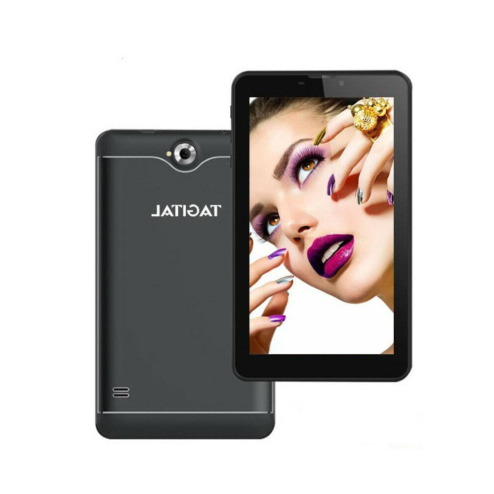 Tagital 7 Inch Android 6.0 Unlocked 3G Phablet Phone Tablet