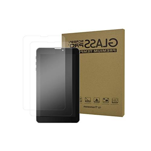 tempered glass yuntab e706 protector