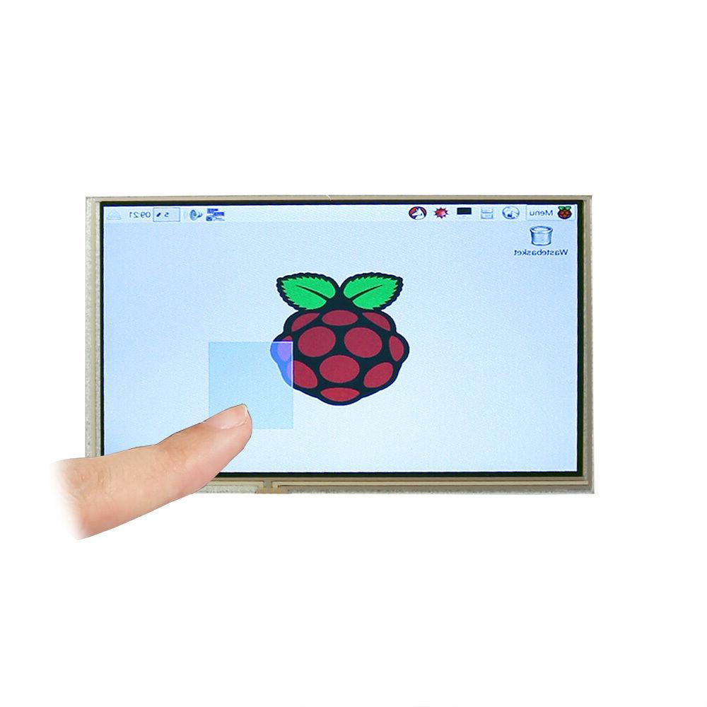 7 Inch TFT LCD Monitor Touch Screen + Driver HDMI VGA 2AV fo