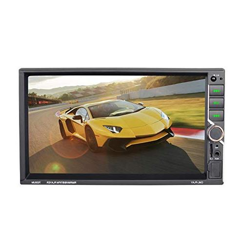 touch 2din car stereo mp5