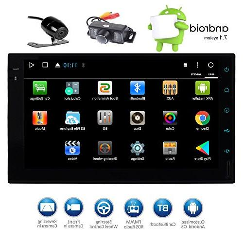 touch double din android 7