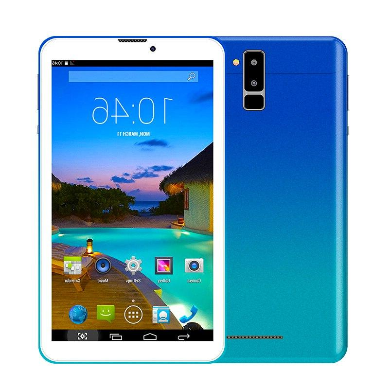 Ultra 3G Dual SIM Phone Call Tablet PC A7 Core RAM 8GB ROM <font><b>Inch</b></font> 1024 *600 OTG FM
