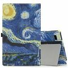 Moko Ultra Slim Case Stand Folding Cover for Amazon Fire Tab