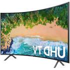 "Samsung UN65NU7300 65"" NU7300 Curved Smart 4K UHD TV"