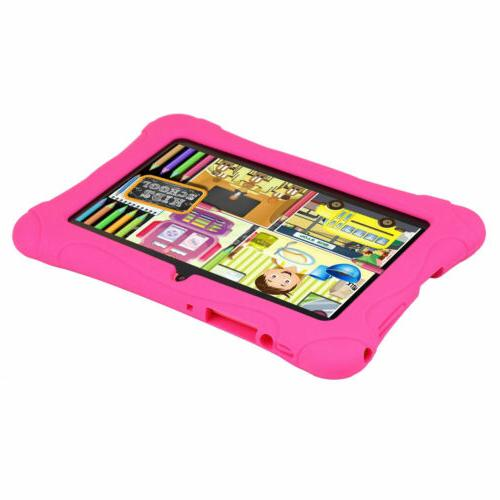 For Universal Android Tablet PC Shockproof Soft Silicone Case