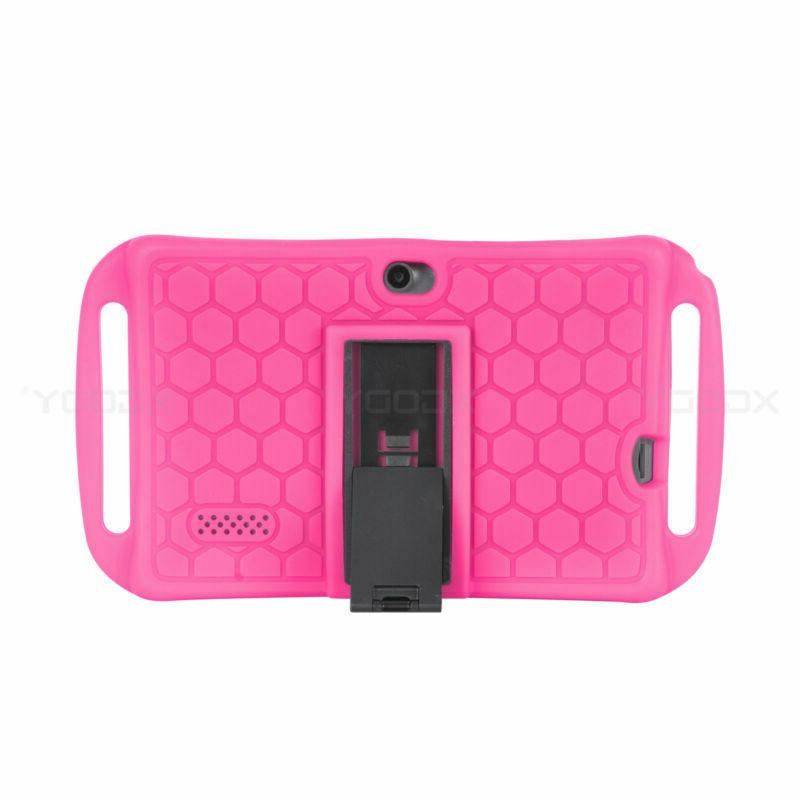 For Inch Android Soft Stand Case