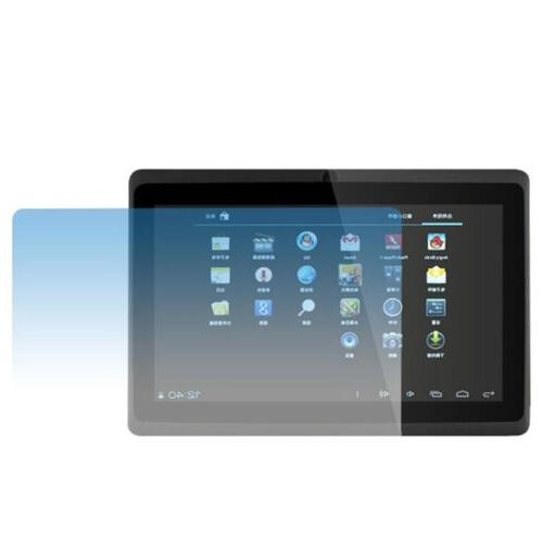 Universal 7 inch Anti Scratch Screen Protector Films For Tab