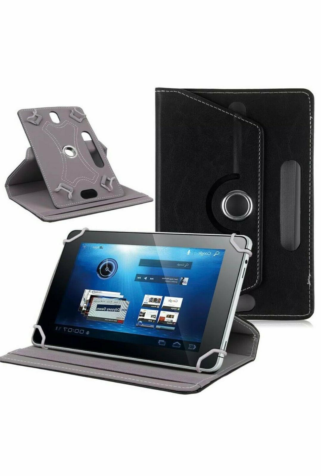 """UNIVERSAL 7"""" inch Protective Stand Cover for Android Tablet LG"""
