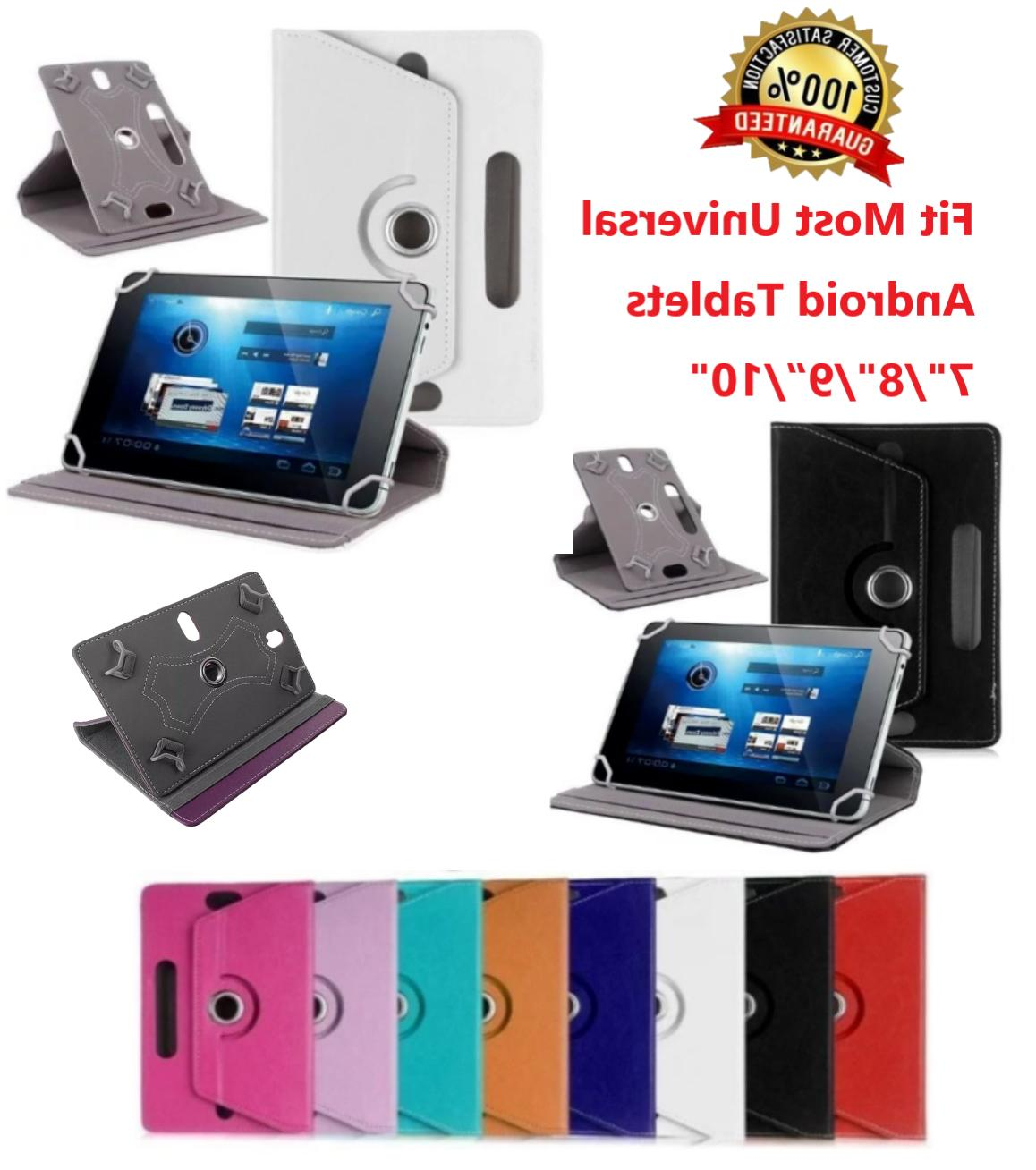 universal android tablets 7 8 9