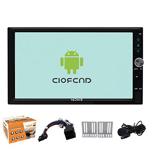 upgrade car stereo 7 touch