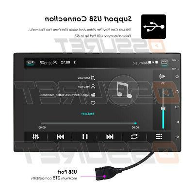 """US 7"""" Din Android 8.1 Car Radio Player"""