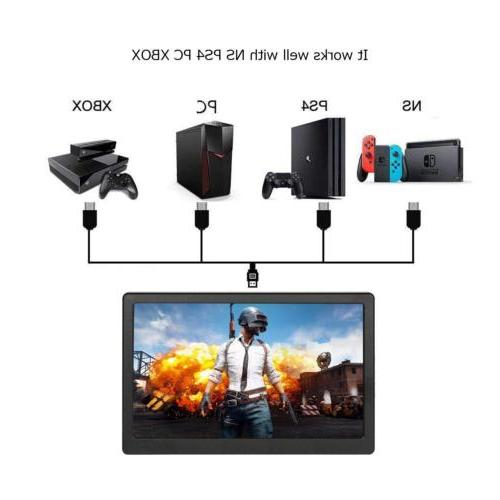 "US Portable 7"" Screen Display For PS4"