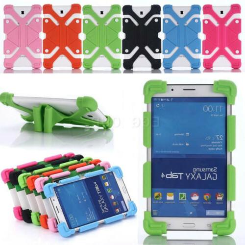 kids Soft Silicone Shock Case For Samsung Galaxy Tab 3 7.0""