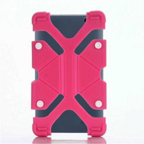 """For Tablet 7"""" inch Silicone Case"""