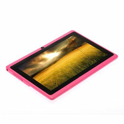 iRulu X1s HD Display, core, 7 Google Android 4.4 Tablet..