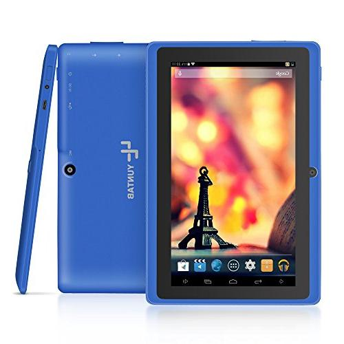 Yuntab inch Tablet Android 4.4 Quad-core HD Resolution Dual Pre-loaded External Skype, 3D Supported