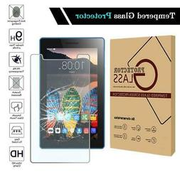 For Lenovo tab3 7 inch- Tablet Tempered Glass Screen Protect
