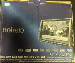 Clarion MAX675VD 7 inch Car DVD Player NEW