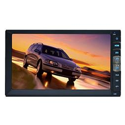 EinCar MP5 251NNN 7 Inch Capacitive Touch Screen Car Stereo