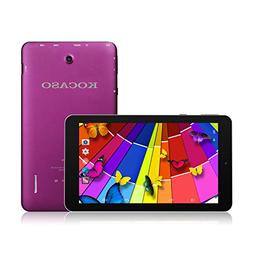 Kocaso MX MX770 7-Inch 8 GB Tablet