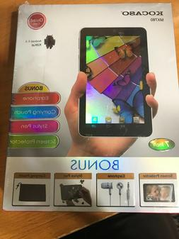 KOCASO MX780 7 inch, 8gb ROM, 512 mb RAM-New, Sealed, in ori